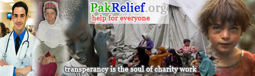 PakRelief.org ::: help for everyone