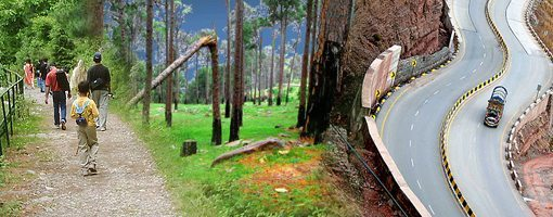 Murree, Ayubia, Nathiyagali, Thandiani 4Days/3Nights